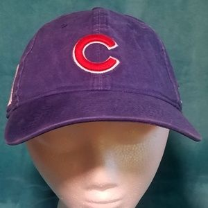 New Era Accessories - Chicago Cubs New Era World Series Trophy Patch Hat b849b02277c